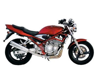 SUZUKI 125~250cc